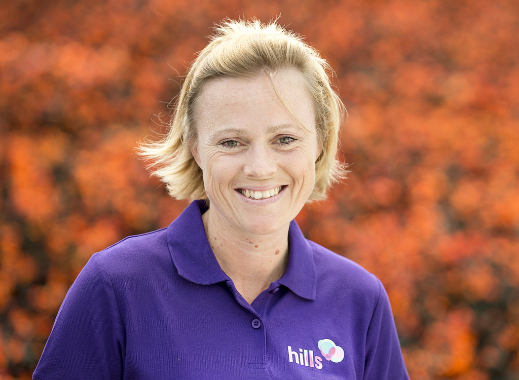 Lulu Roberts, Procurement Manager