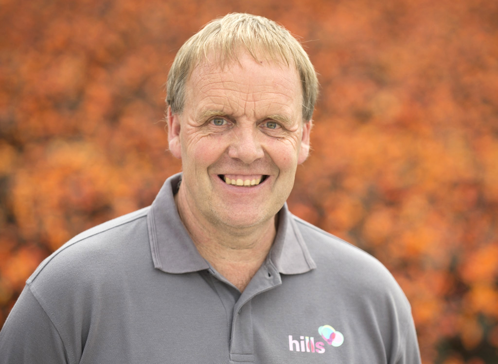 Martin Stevens, Grower/Nursery Manager