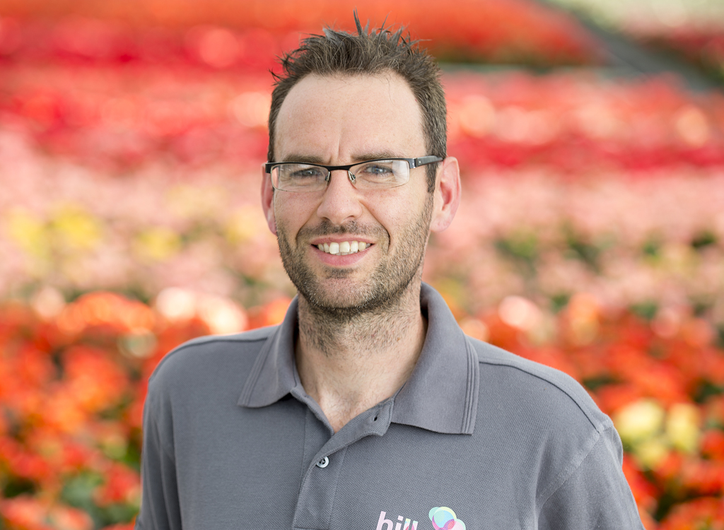 Rob Hanmore, Grower