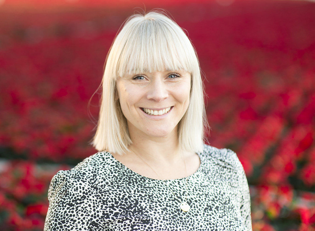 Sarah Gainsborough, NPD and Brand Manager